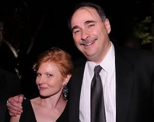 Ana Marie Cox, David Axelrod
