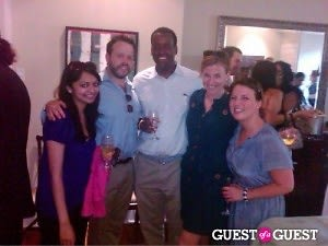 Nisha Chittal, Tim Burger, Adam Hodge, Kiki Ryan, Christine Delargy