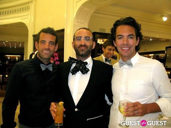 Joshua Fearnley, Darren Gold, Matt Walker