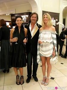 Sally Perrin, Michael Perrin, Shell Cardon