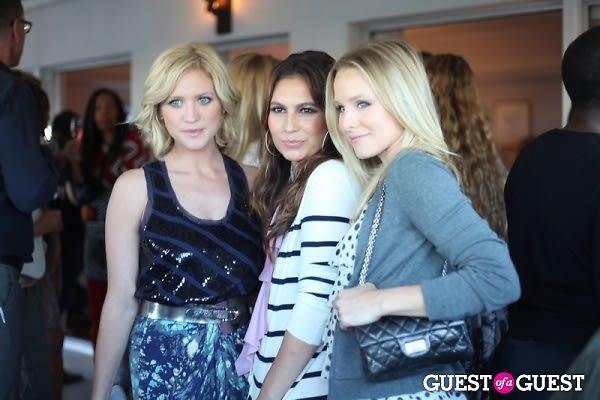 Brittany Snow, Nicole Chavez, Kristen Bell