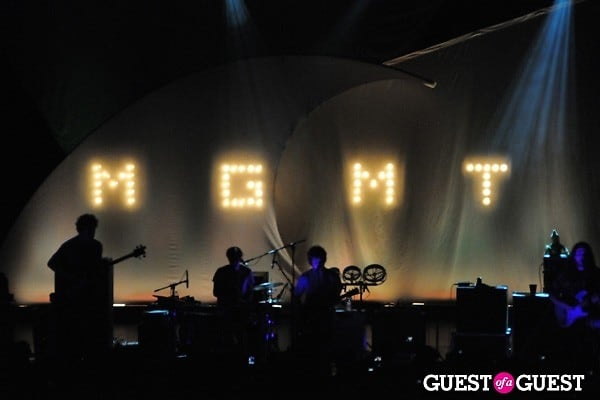 MGMT Concert