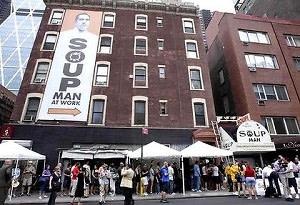Top Ten Seinfeld Locations In NYC