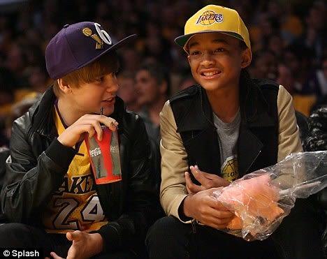 Justin Bieber, Jaden Smith