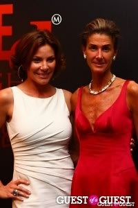 Countess Luann and Somers Farkas