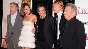 Robert DeNiro, Jessica Alba, Ben Stiller, Owen Wilson, Dustin Hoffman