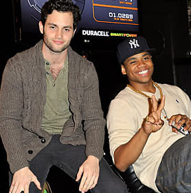Penn Badgley, Tristan Wilds