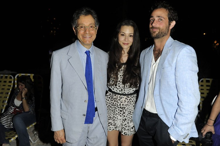 Jeffrey Deitch, China Chow, Sam Orlofsky