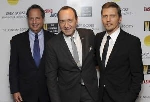 Jon Lovitz, Kevin Spacey, Barry Pepper