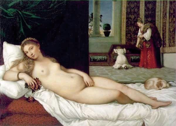 Titian's Venus