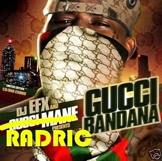 Gucci Mane cover
