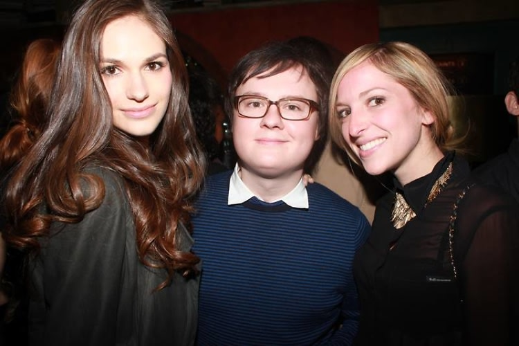 Jennifer Missoni, Clark Duke