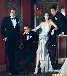 Ryan Reynolds, Jake Gyllenhaal, Anne Hathaway, James Franco