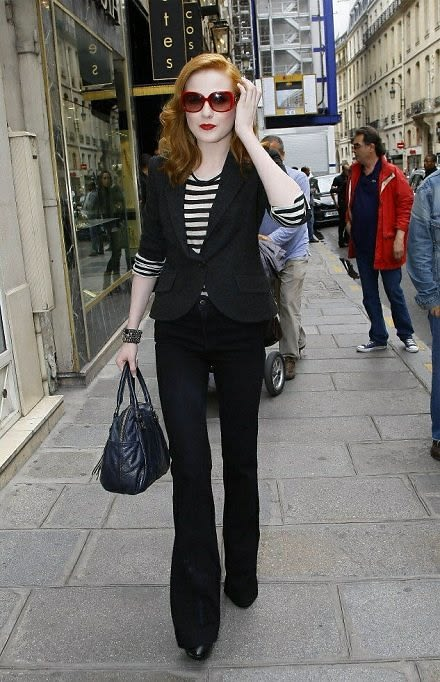 Daily Style Phile Evan Rachel Wood Hollywood Glamor