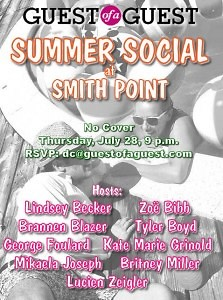 Summer Social at Smith Point