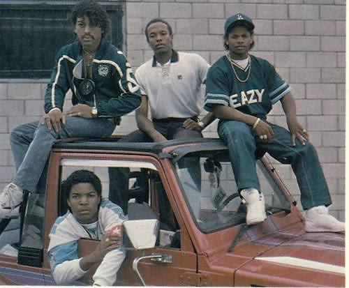 36 best 80s fashion images on Pinterest   80s fashion ...  Ice Cube Nwa 80s