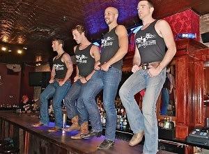 Gay bar in nyc