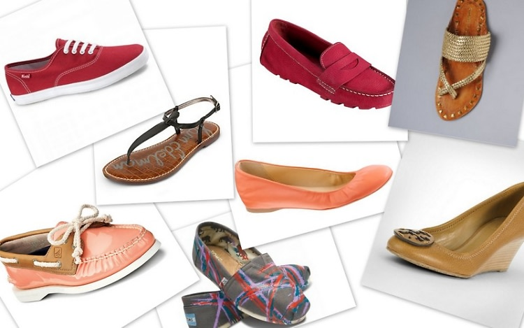 9d7cbdc6526f These Shoes Were Made For Walking: 20 Stylish Shoes To Keep You Comfy