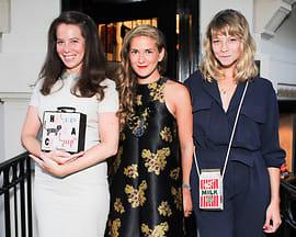 Last Nights Parties: Anna Wintour, DVF, Alexa Chung