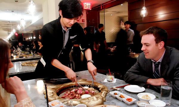 new york korean dating