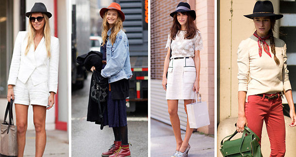 Street Style Trend  5 Hats To Top Off Any Outfit 247c3bc4d