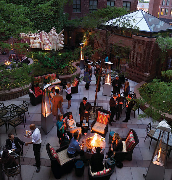 Drink And Dine On These DC Patios This Spring And Summer