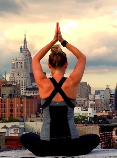 Outdoor Yoga Spots To Try In NYC