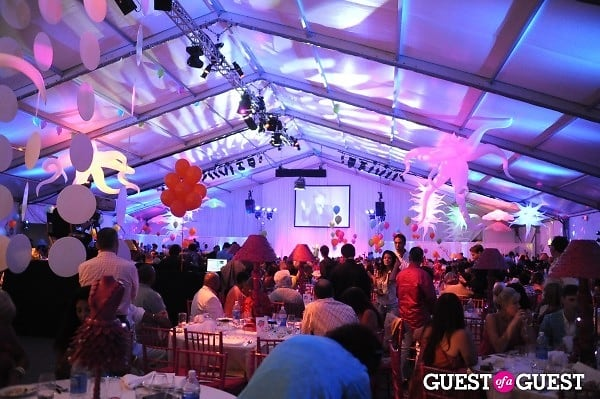 Russell Simmons Art For Life Gala 2012