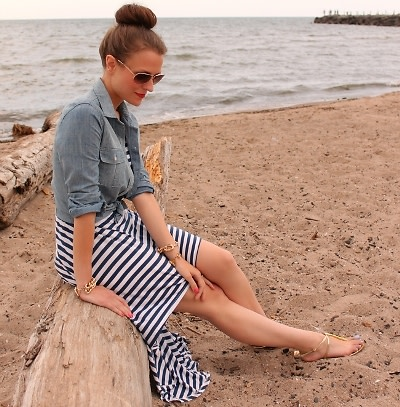 a097427a74fe Summer Style Guide  5 Outfits To Wear In The Hamptons