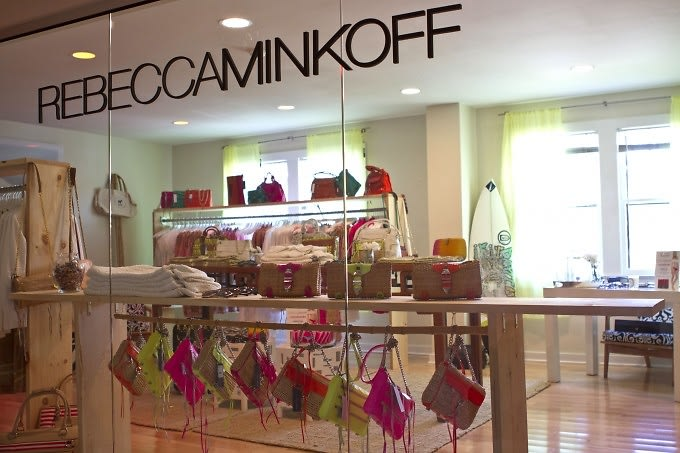 Rebecca Minkoff Montauk Pop-Up