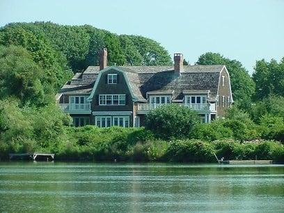 Lake Agawam, Southampton Village