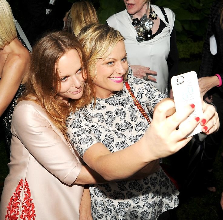Stella McCartney, Amy Poehler