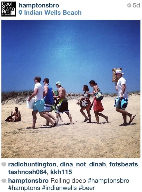 Hamptons' Bros