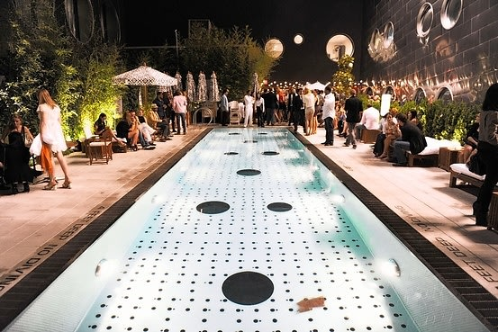 Nyc Pool Parties To Take A Dip In This