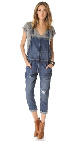 Current/Elliot Ranch Hand Overalls