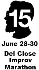 Upright Citizens Brigade Theater's 15th Anniversary Del Close Marathon