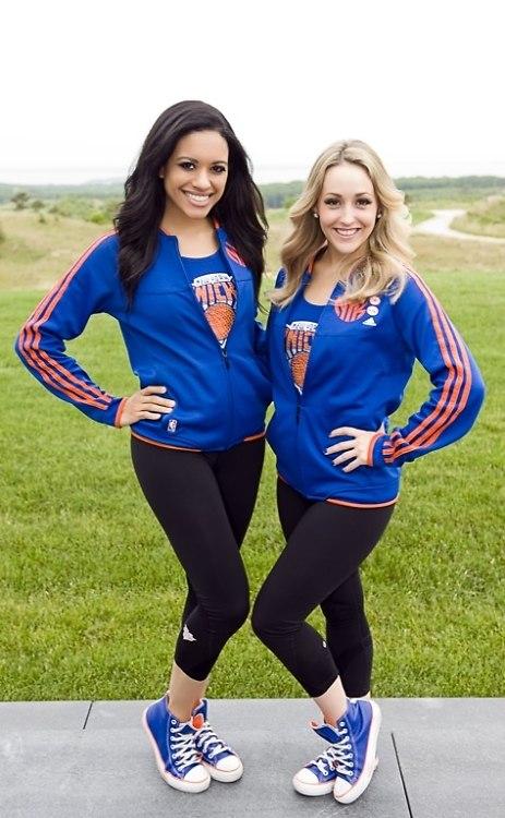 Knicks Girls