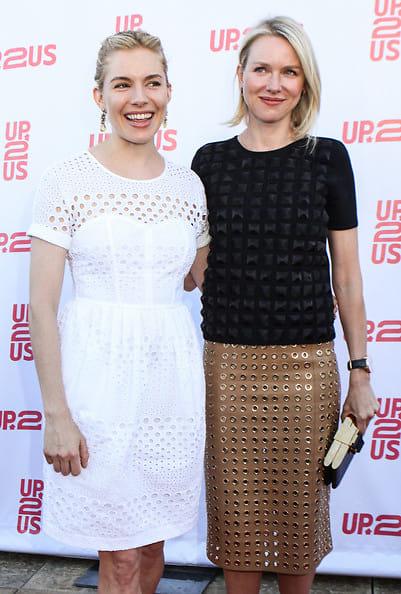 Sienna Miller, Naomi Watts