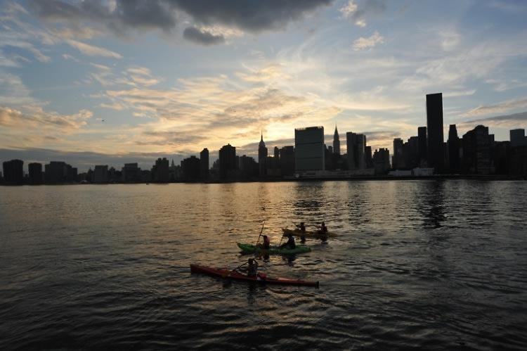 Kayak In NYC