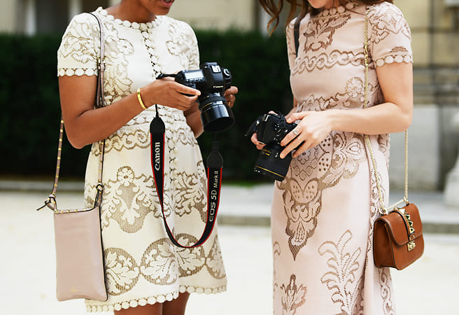 Lace Street Style