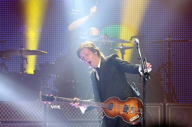 Paul McCartney Barclays Center