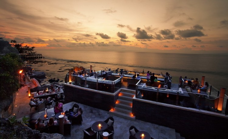ROck Bar Ayana Resort