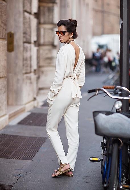 Summer Sandal Street Style