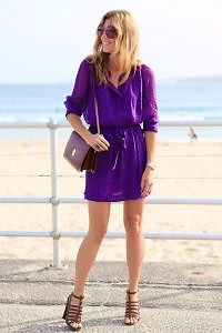 Beach Street Style