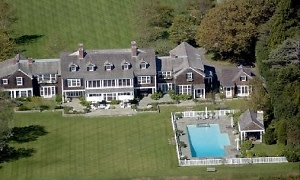 Jerry Seinfeld's Hamptons Home