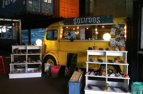Soludos Pop-Up Shop