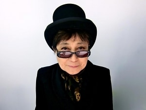 Yoko Ono's 'Acorn' Book Launch party
