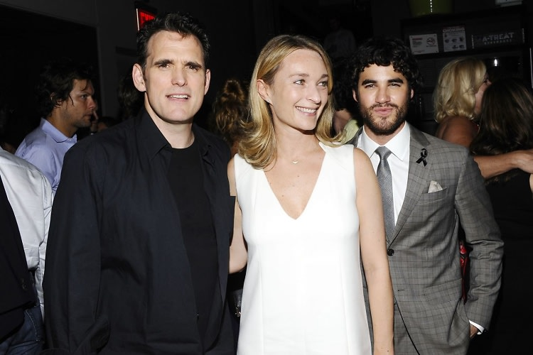 Matt Dillon, Celine Rattray, Darren Criss