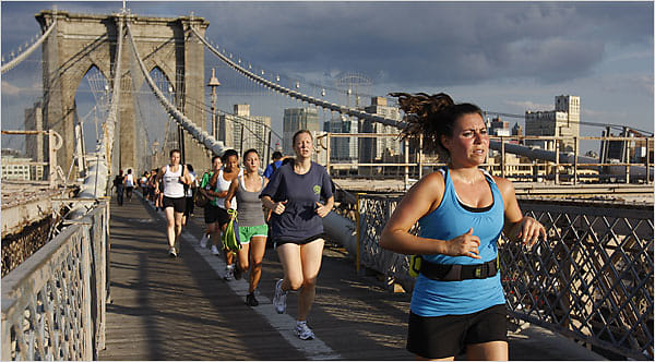 Brooklyn Bridge Boot Camp