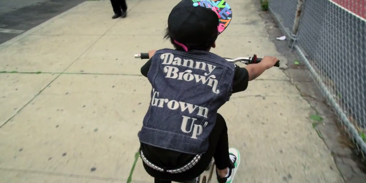 """Grown Up"" - Danny Brown"